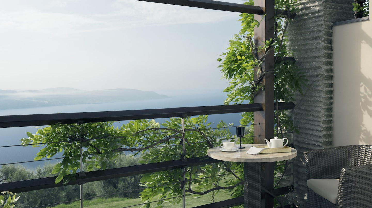 © Courtesy of Lefay Resort & Spa