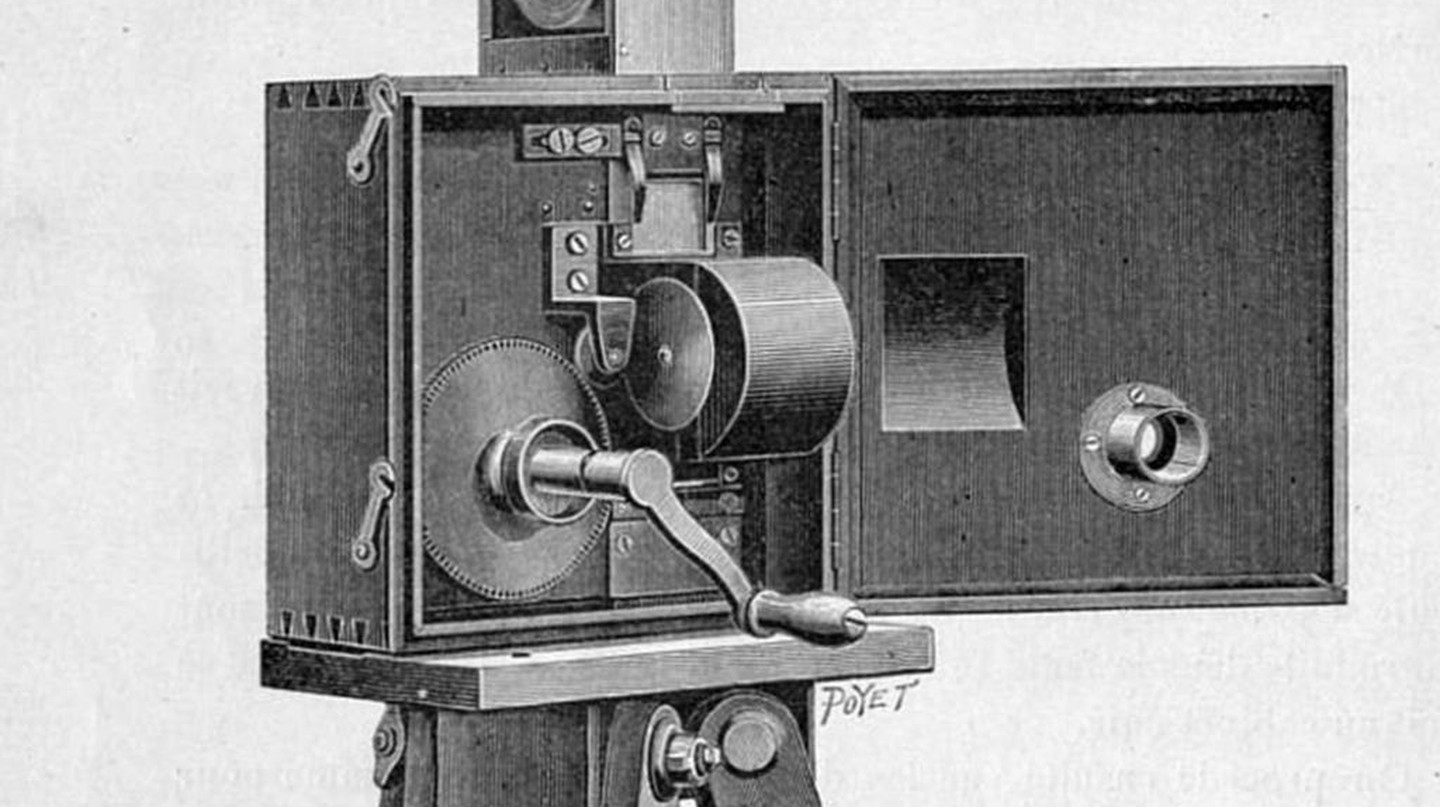 How the French Lumière Brothers Invented Cinema