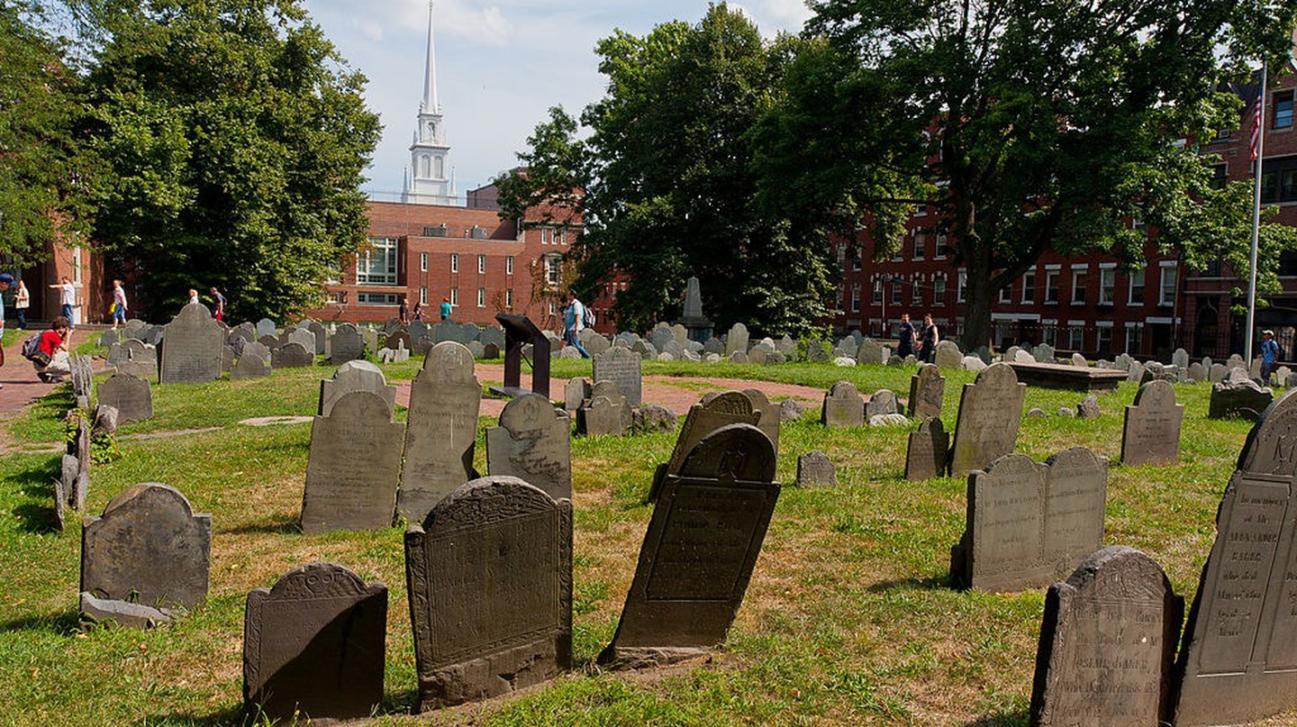 Copp's Hill Burying Ground | © Jan Miller / WikiCommons