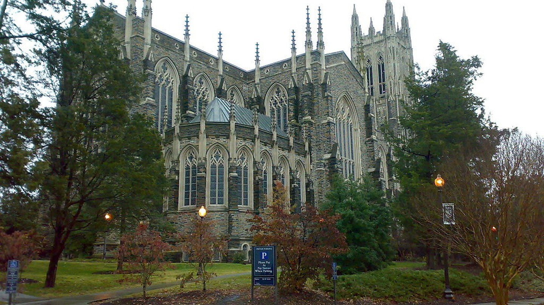 Duke Chapel | © Bjoertvedt / WikiCommons