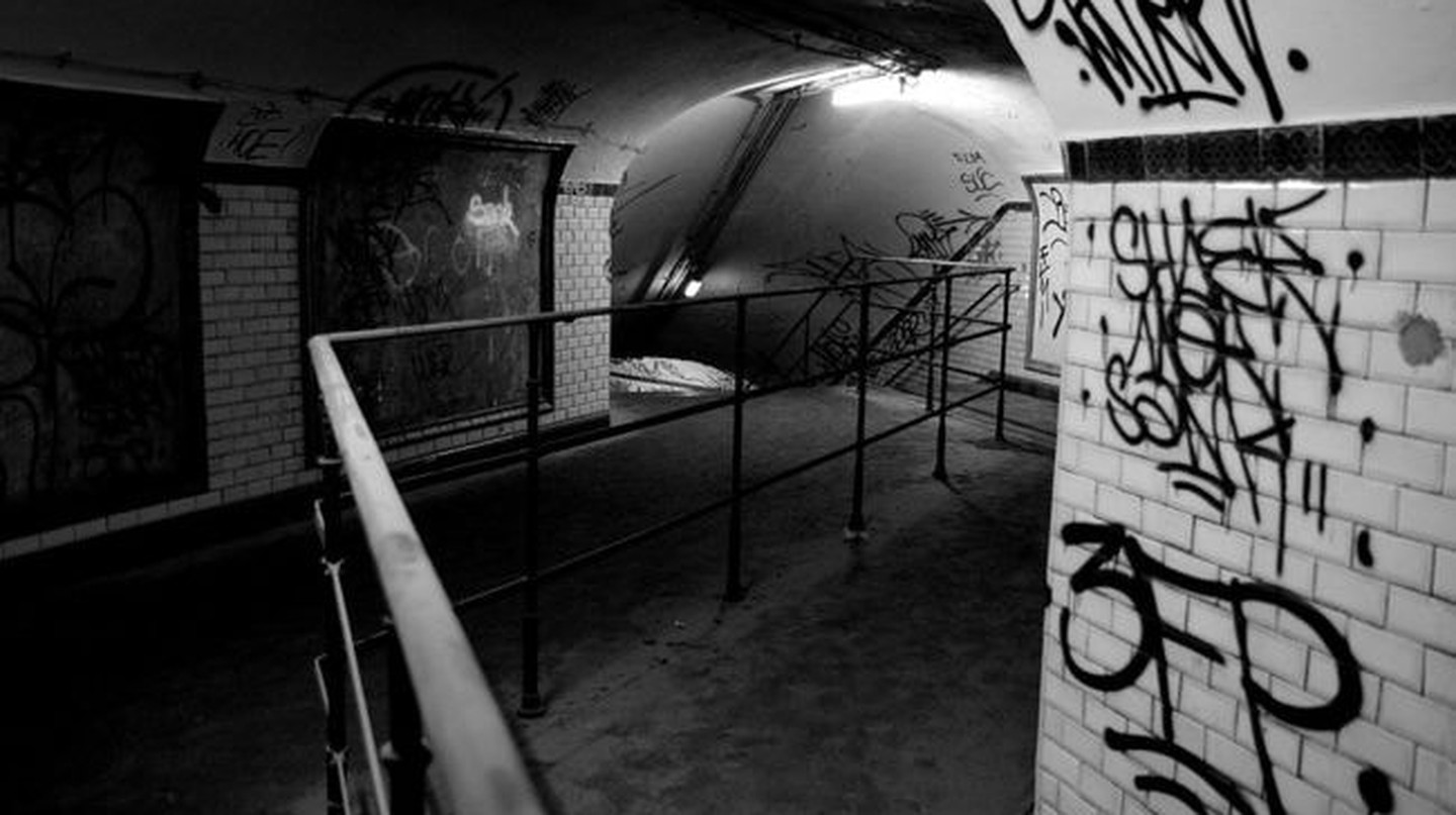 Ghost station | ©Thomas Claveirole / WikiCommons