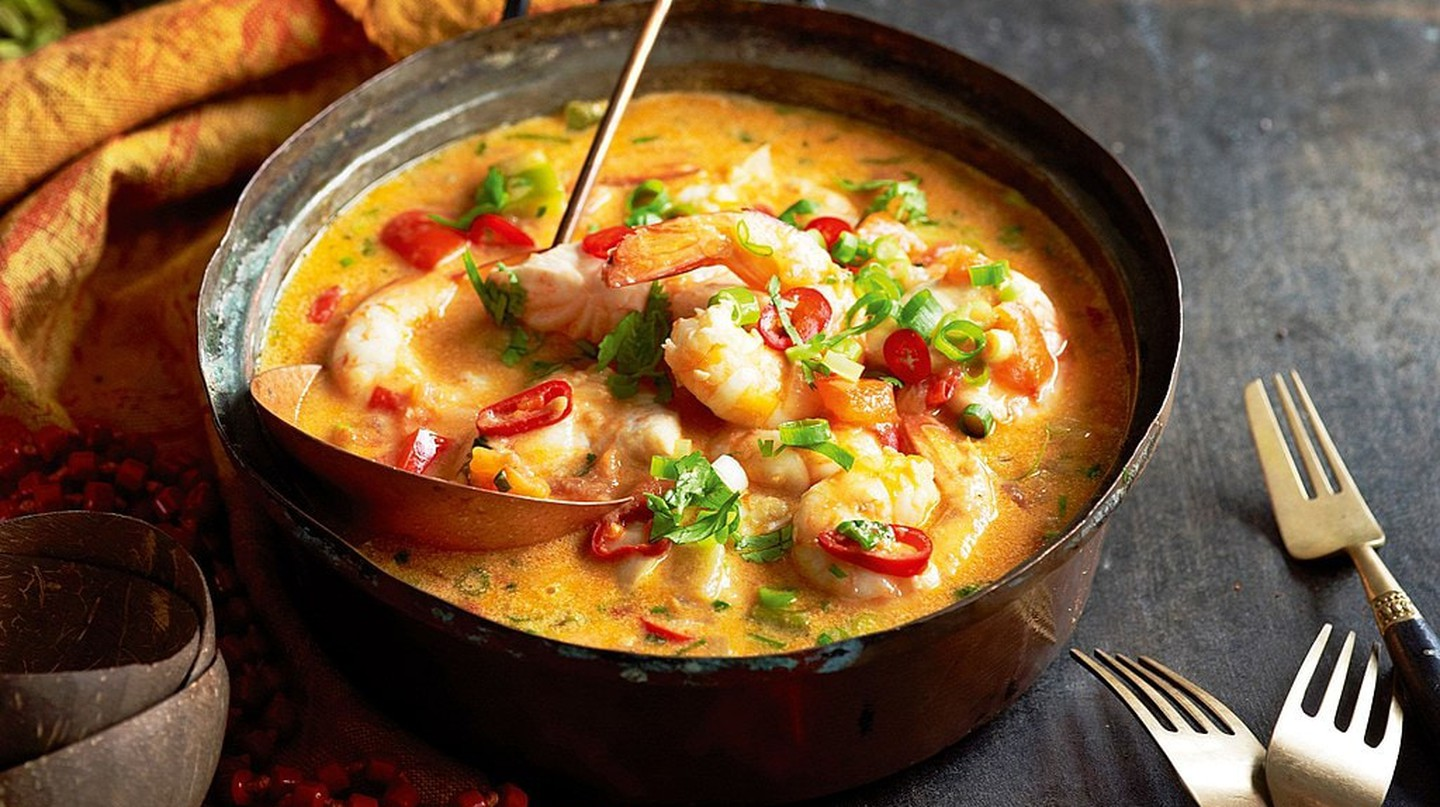 Moqueca is on the menu at Restaurante estrela da manha | © Gilrovina/WikiCommons