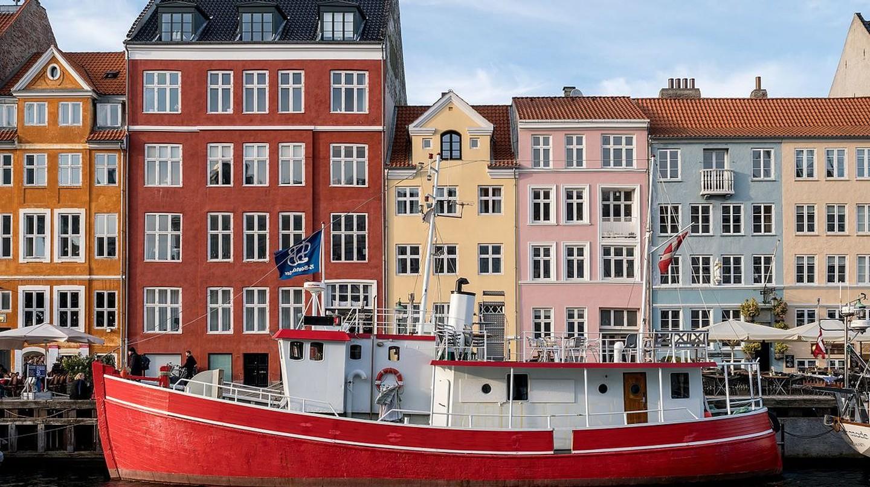 Nyhavn, Copenhagen | © By Lorie Shaull / Wikimedia Commons