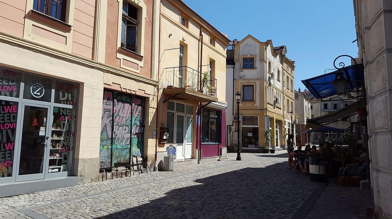 Kapana art district in Plovdiv | © Realsteel007/WikiCommons