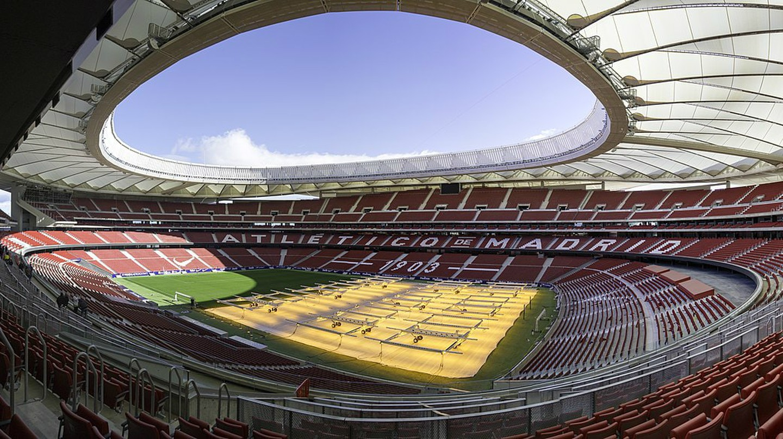 The Wanda Metropolitano  © Fernandopascullo/Wikipedia Commons