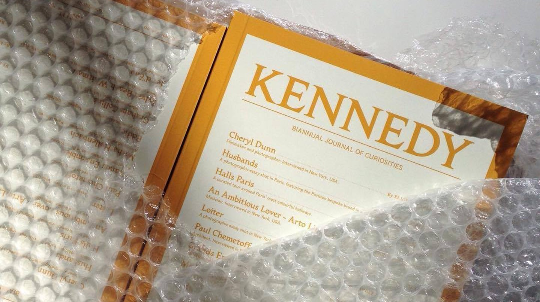 Kennedy Magazine | © Kennedy