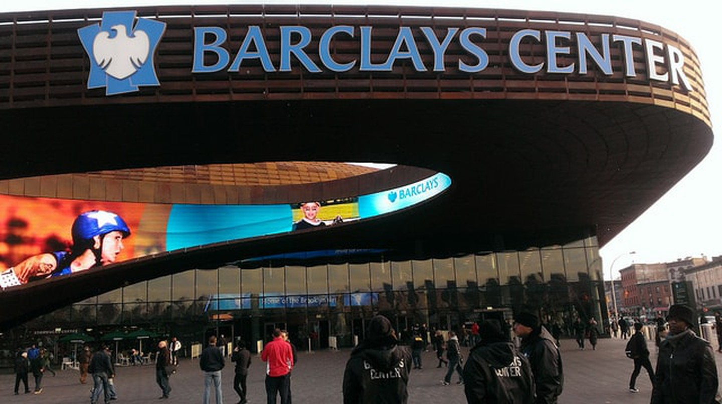 Barclays Center in Brooklyn, New York | © Erwin Bernal/Flickr