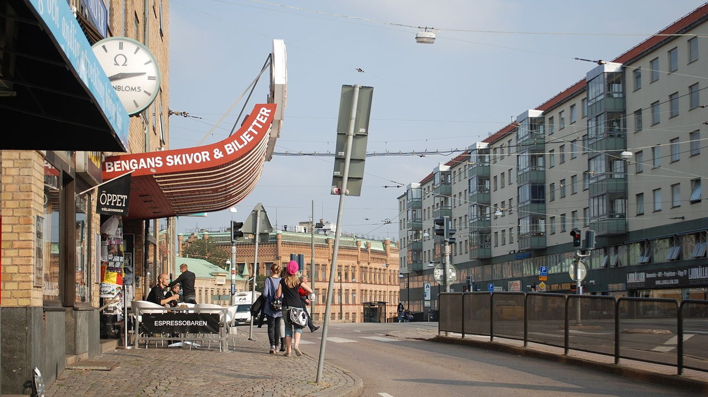 Bengans is one of the best-known record shops in Stockholm and Gothenburg | © Ankara/WikiCommons