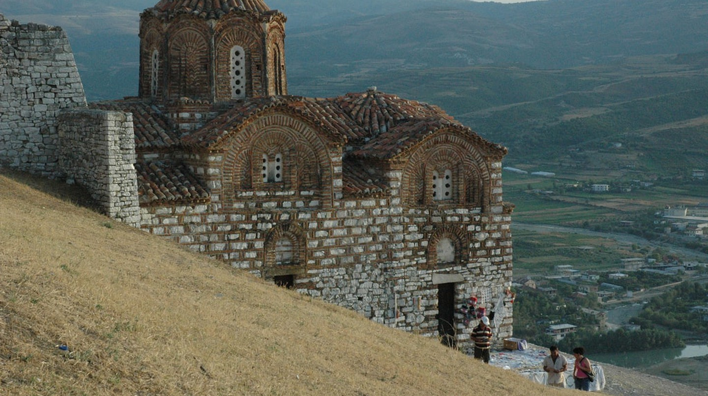 Holy Trinity Church, Berat| ©Jason Rogers/Flickr