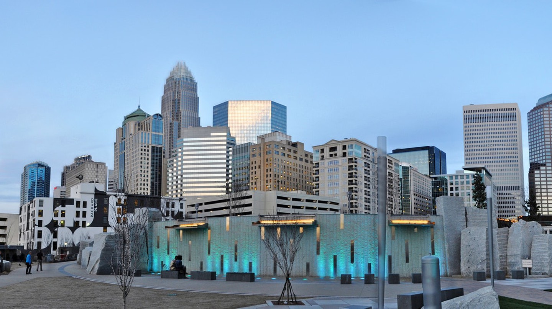 Charlotte panorama 2014 | @ James Willamor/Flickr