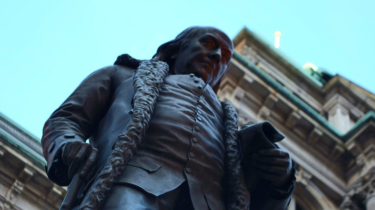 Benjamin Franklin | © Jim Mac / Flickr