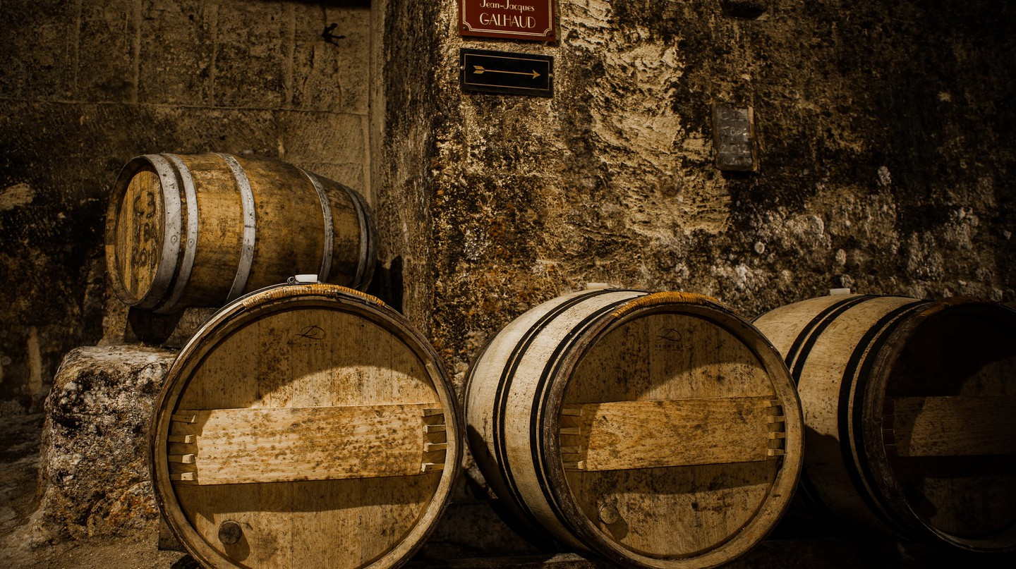Wine Barrels | ©www.twin-loc.fr | Flickr
