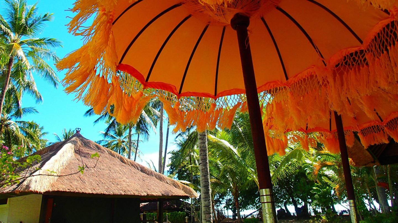 Staying in Senggigi, Lombok