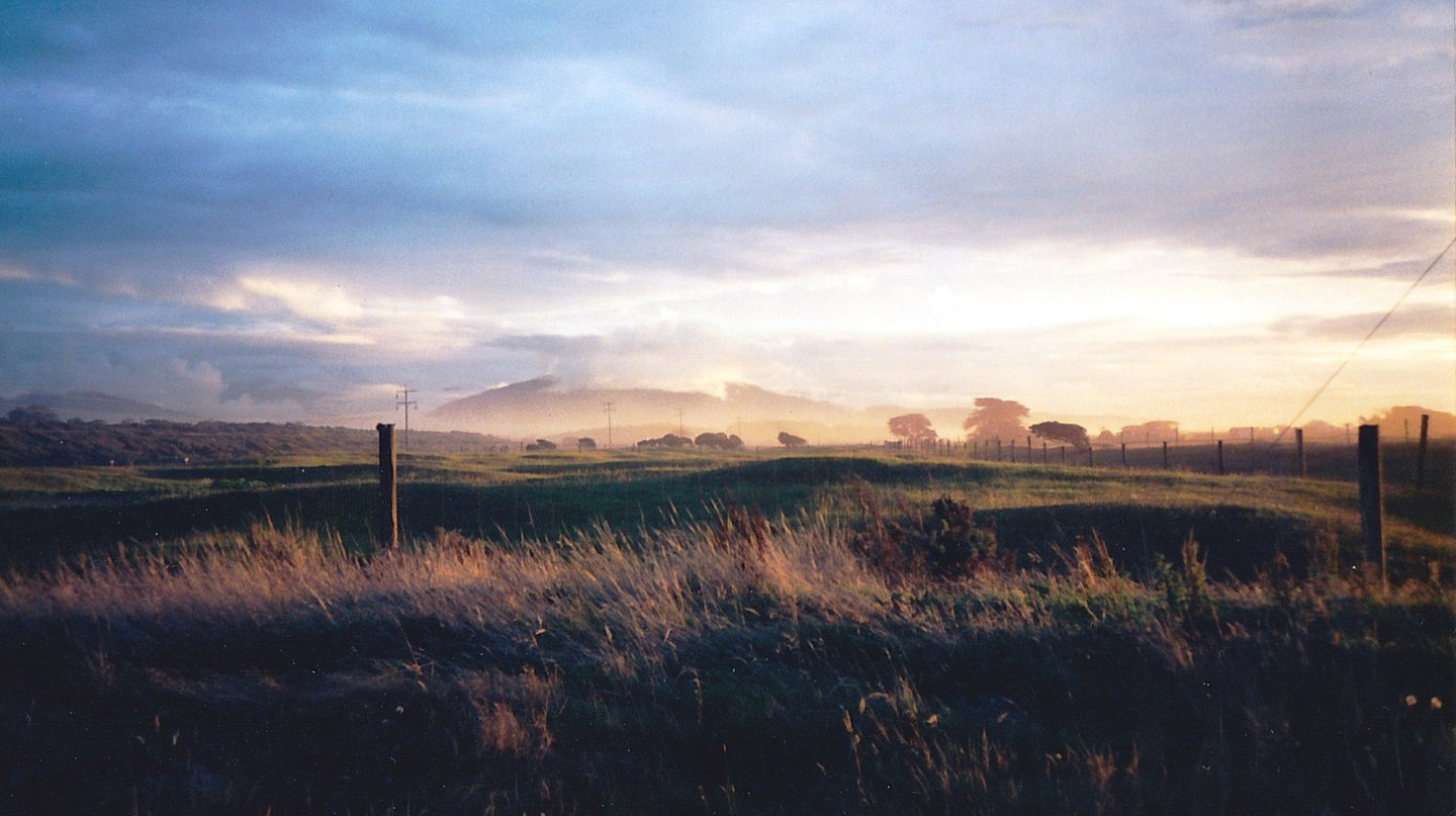 Rural area in the South Island, New Zealand | © SarahTz/Flickr