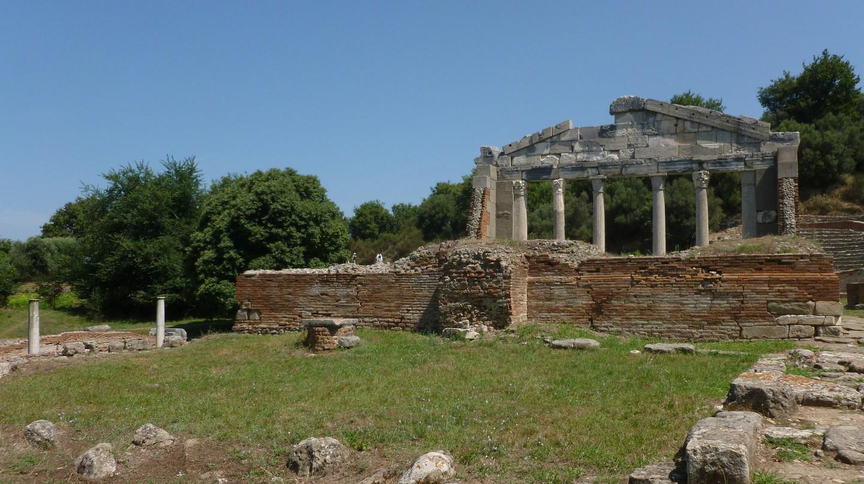 Apollo's temple, Apollonia | © Monika/Flickr