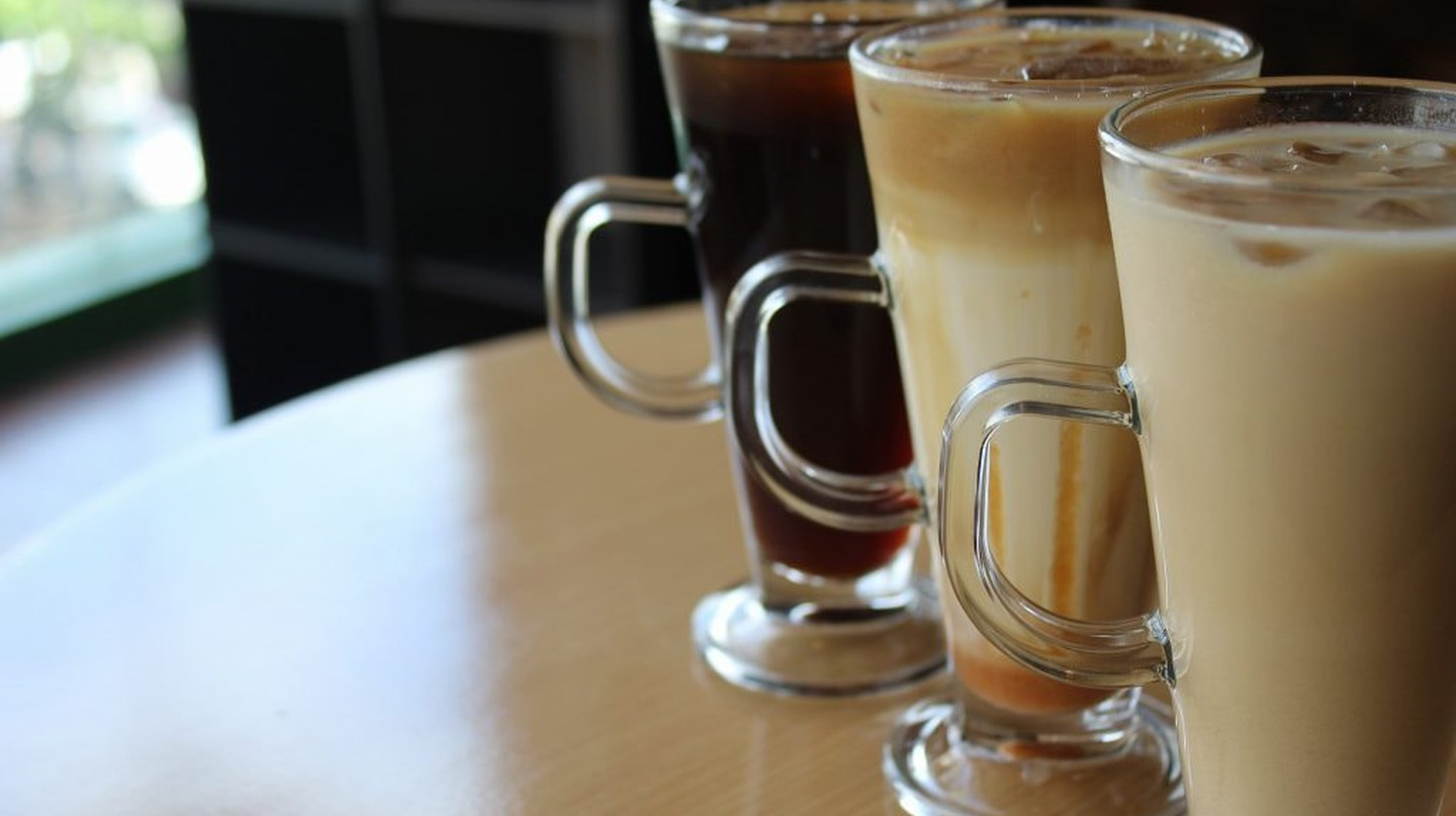 Coffee Drinks | Image Courtesy of Café Marla