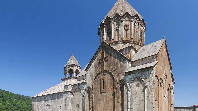 Gandzasar Monastery, Nagorno Karabakh | © Marcin Konsek / WikiCommons / CC BY-SA 4.0