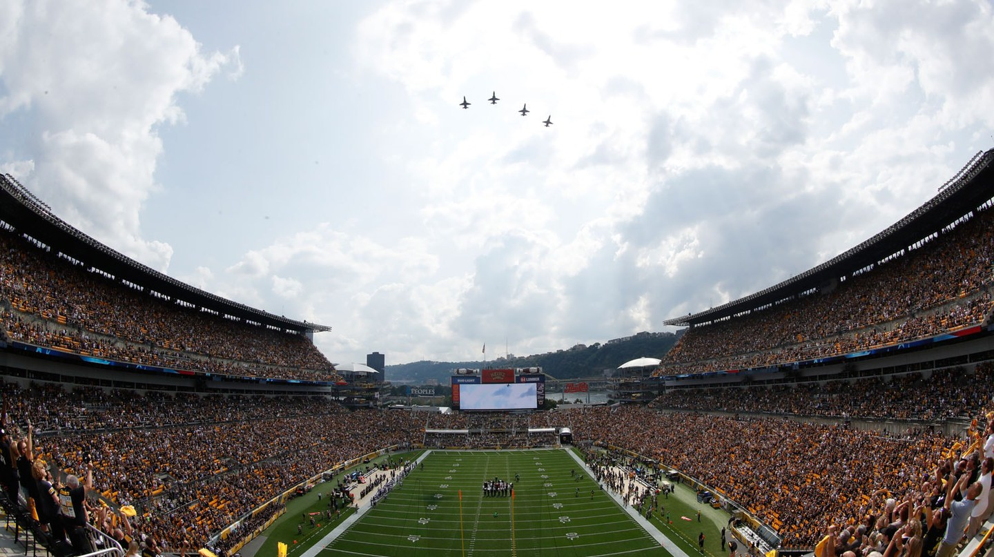 Heinz Field | Courtesy of Pittsburgh Steelers / Dave Arrigo