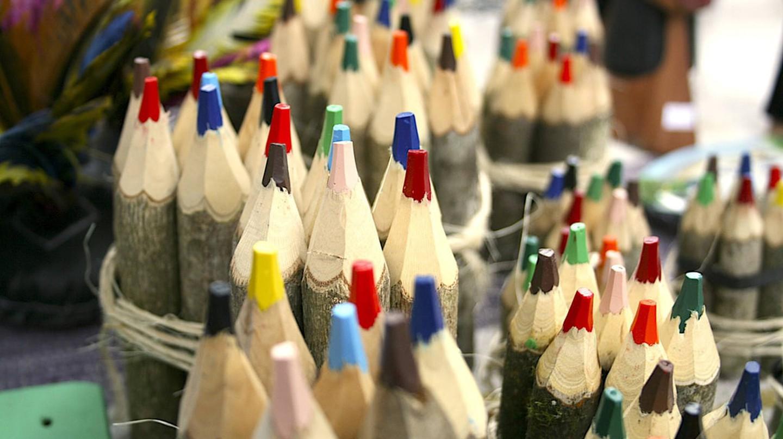Coloured pencils | © Anderson Mancini/Flickr