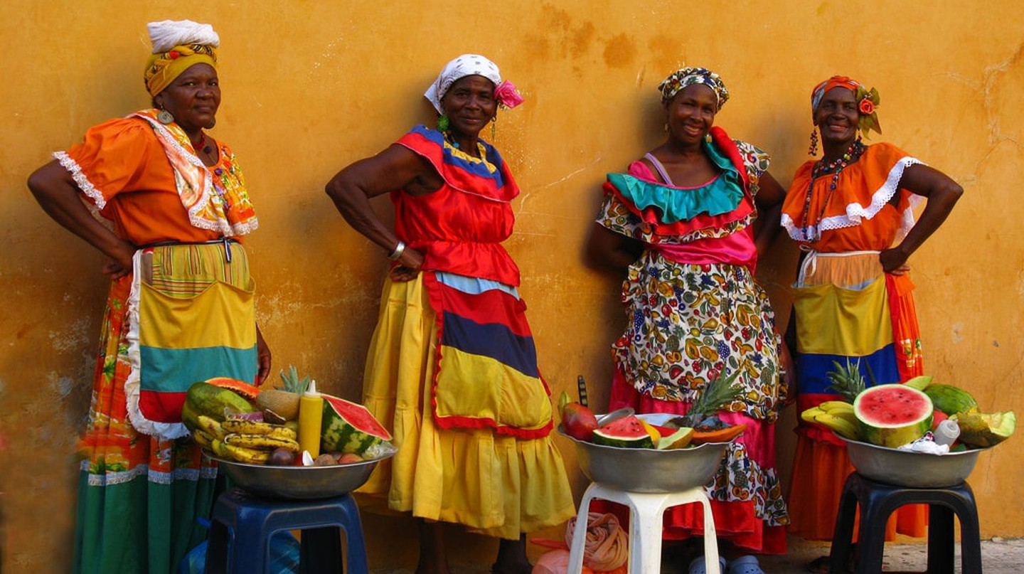How Palenqueras Became the Symbol of Cartagena