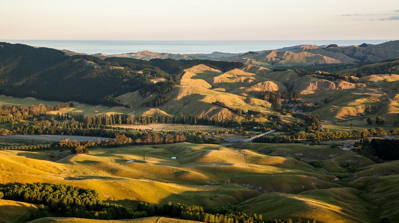 View of Havelock North, Hawke's Bay, from Te Mata Peak | © russellstreet/Flickr