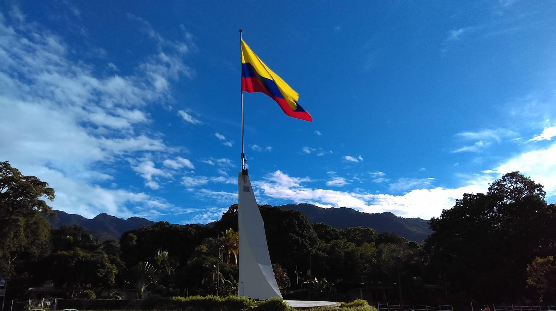 Colombia Flag | © Edgar Jimenez | Flickr