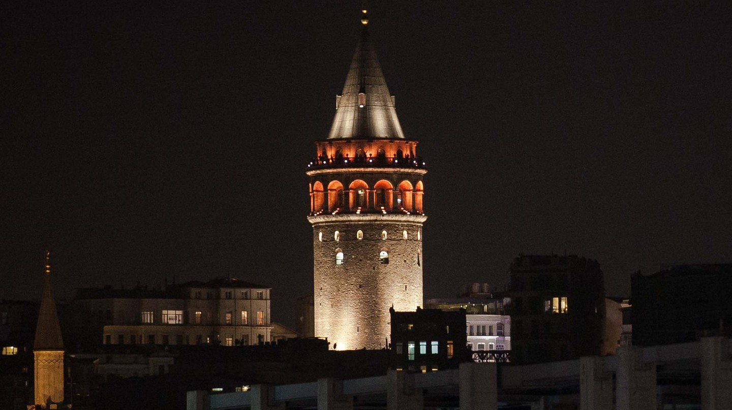 Galata Tower | © JD Lasica/Flickr