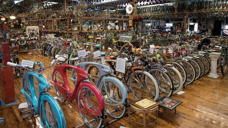 Bicycle Heaven   © edwardhblake/Flickr