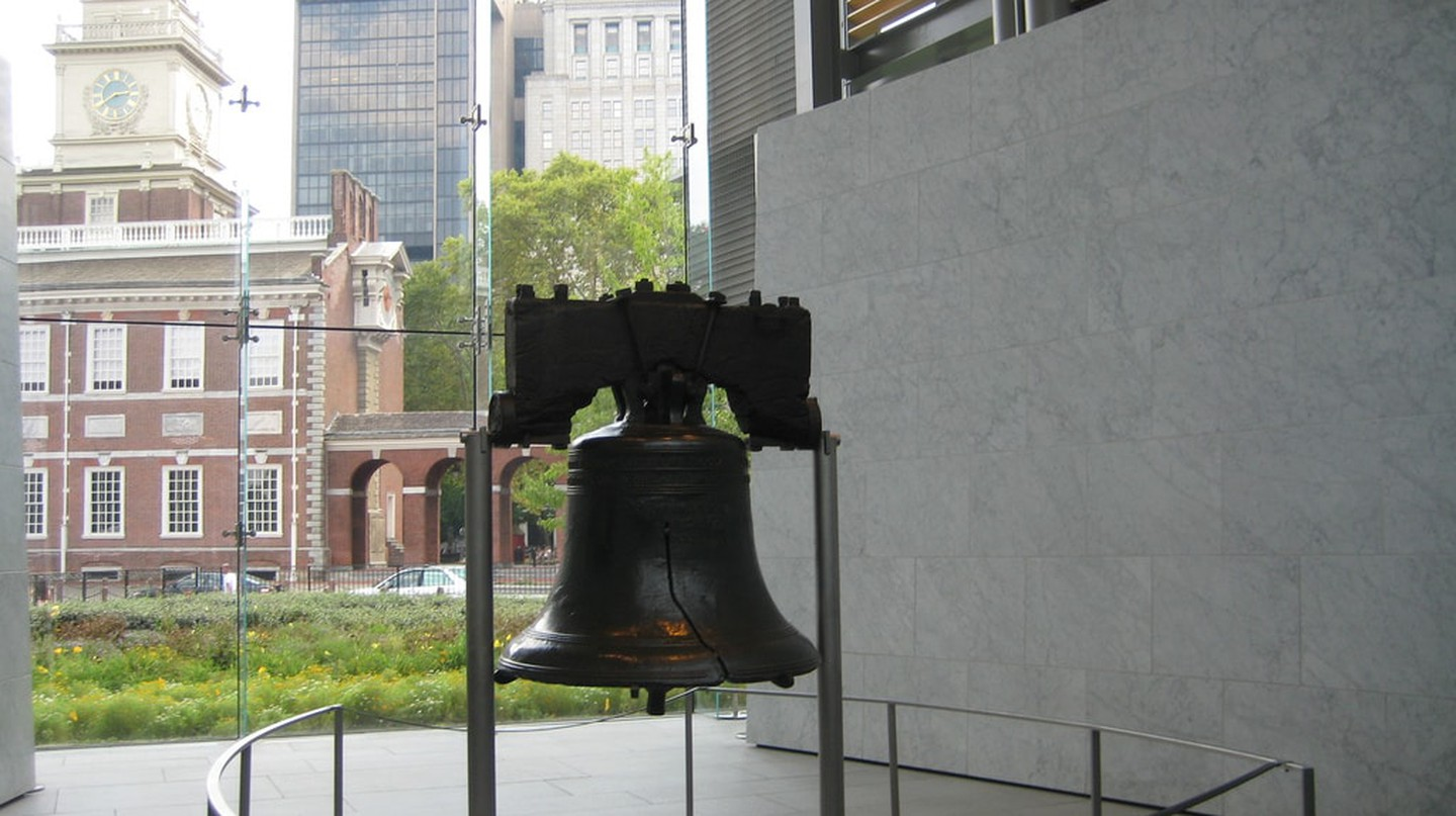 The Liberty Bell | © madraban / Flickr