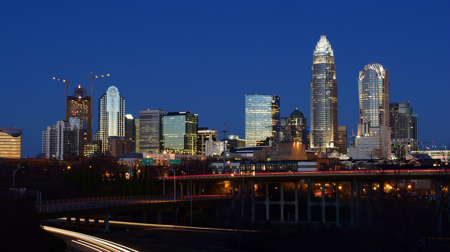 Charlotte Again | © John Ashley/Flickr