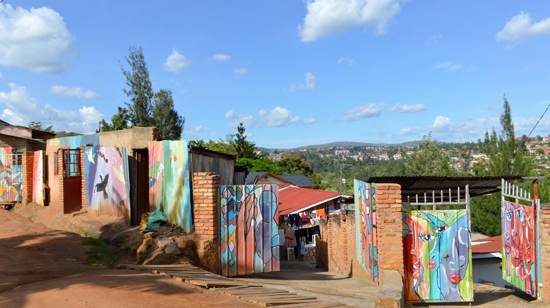 Arts studio in Rwanda | © Francisco Anzola / Flickr