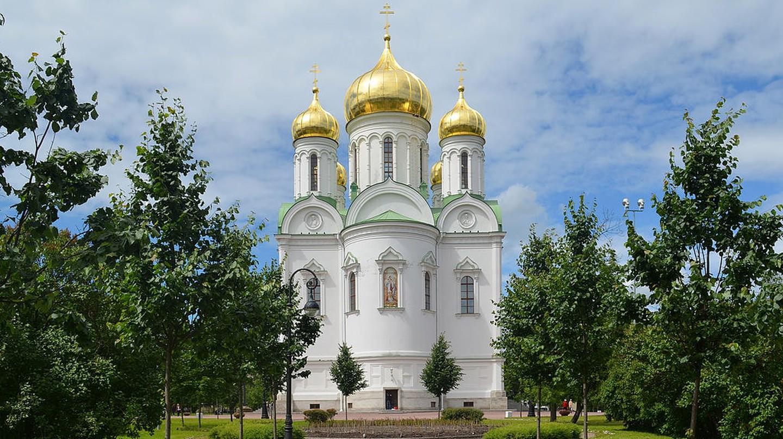 Tsarskoye Selo, Saint Catherine Cathedral I © Александров / WikiCommons