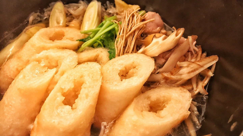 Akita's local specialty, <em>kirtanpo nabe</em> | © Tak H. / Flickr