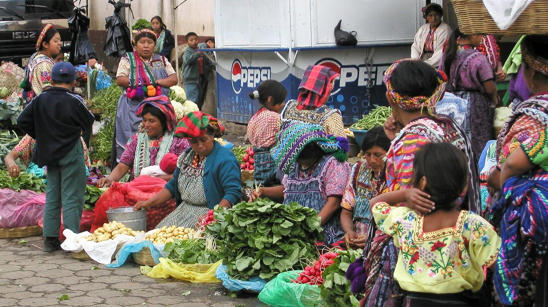 The market at Almolonga, Guatemala | © Gusjer/Flickr