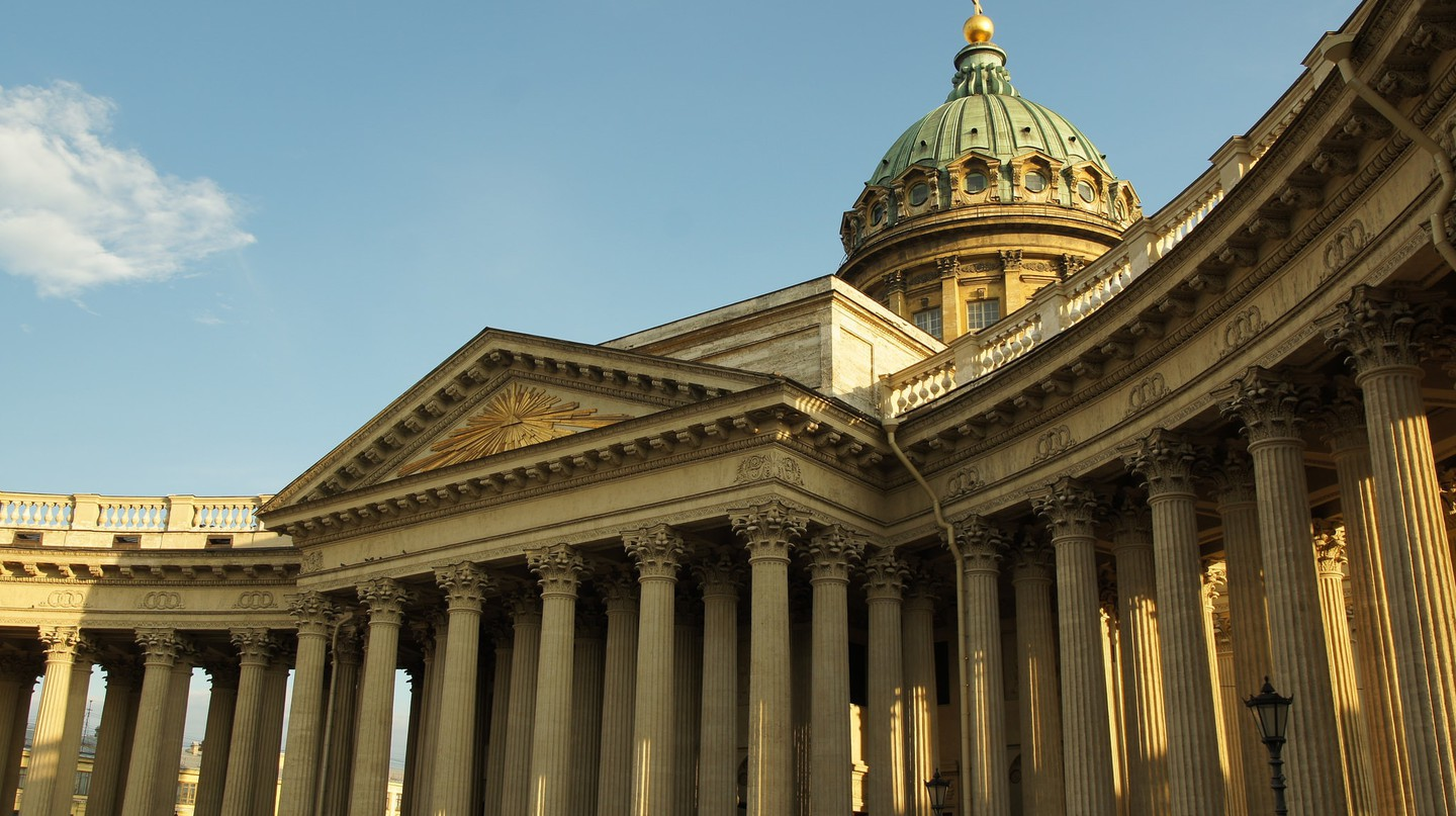 Kazan Cathedral | © nowidonoa / Flickr