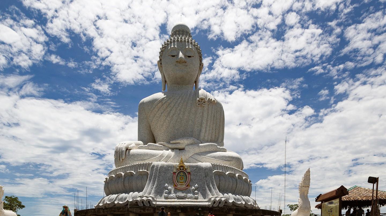 Big Buddha   Andaman4fu