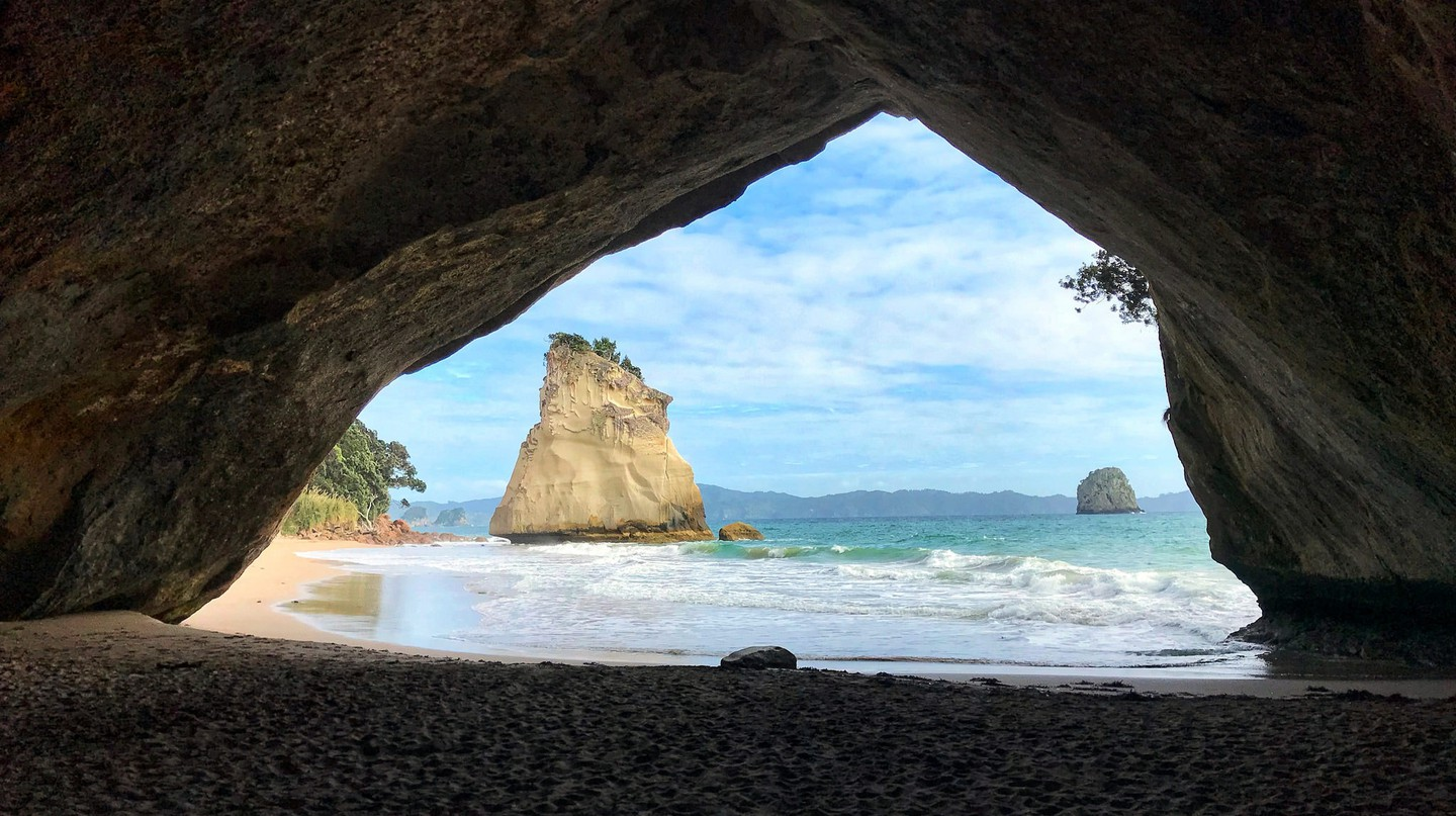Cathedral Cove, Coromandel | © Bex Walton/Flickr