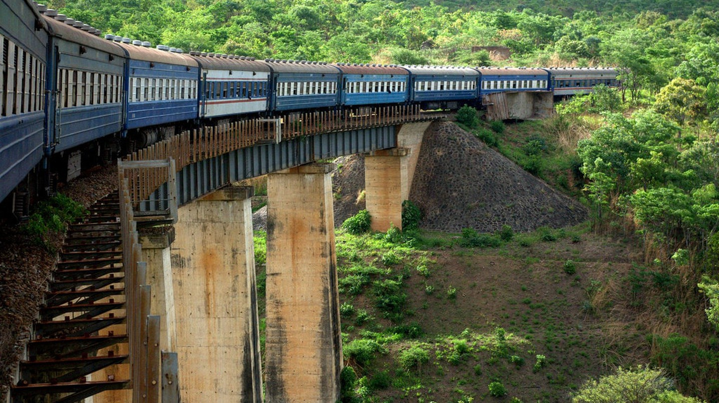 Tazara|  © Richard Stupart / Flickr