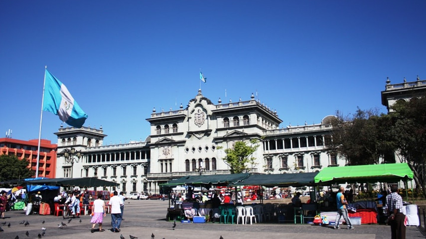 The National Palace of Culture in Guatemala City | © hija del caos / Flickr