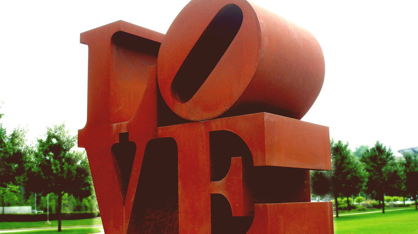 Love Sculpture Indianapolis | © jm scott / Flickr