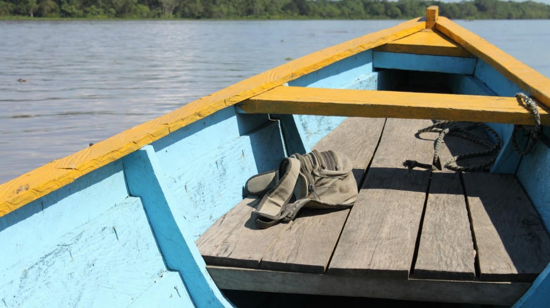 Colombian Amazon |© Eli Duke / Flickr