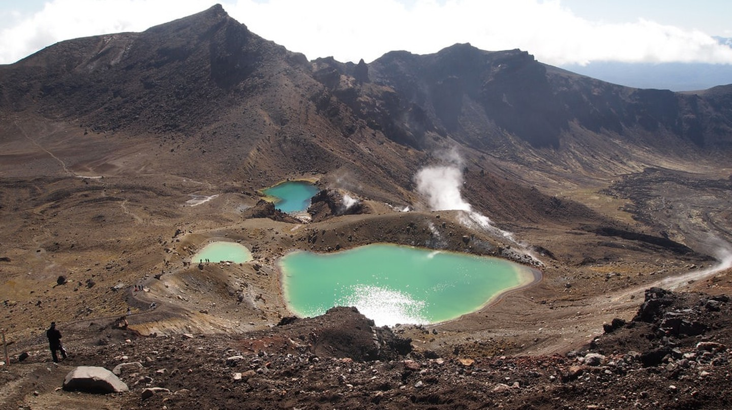 Tongariro Crossing | © Harry Lund/Flickr