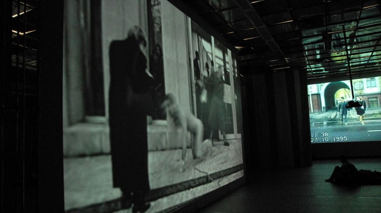 An exhibition of Oleg Kulik's work   © heyvalera/Flickr