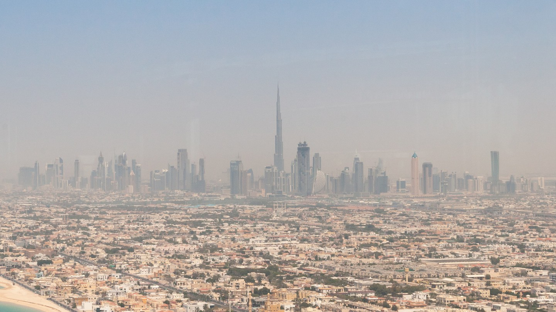 The iconic skyline of Dubai   © ADTeasdale/Flickr