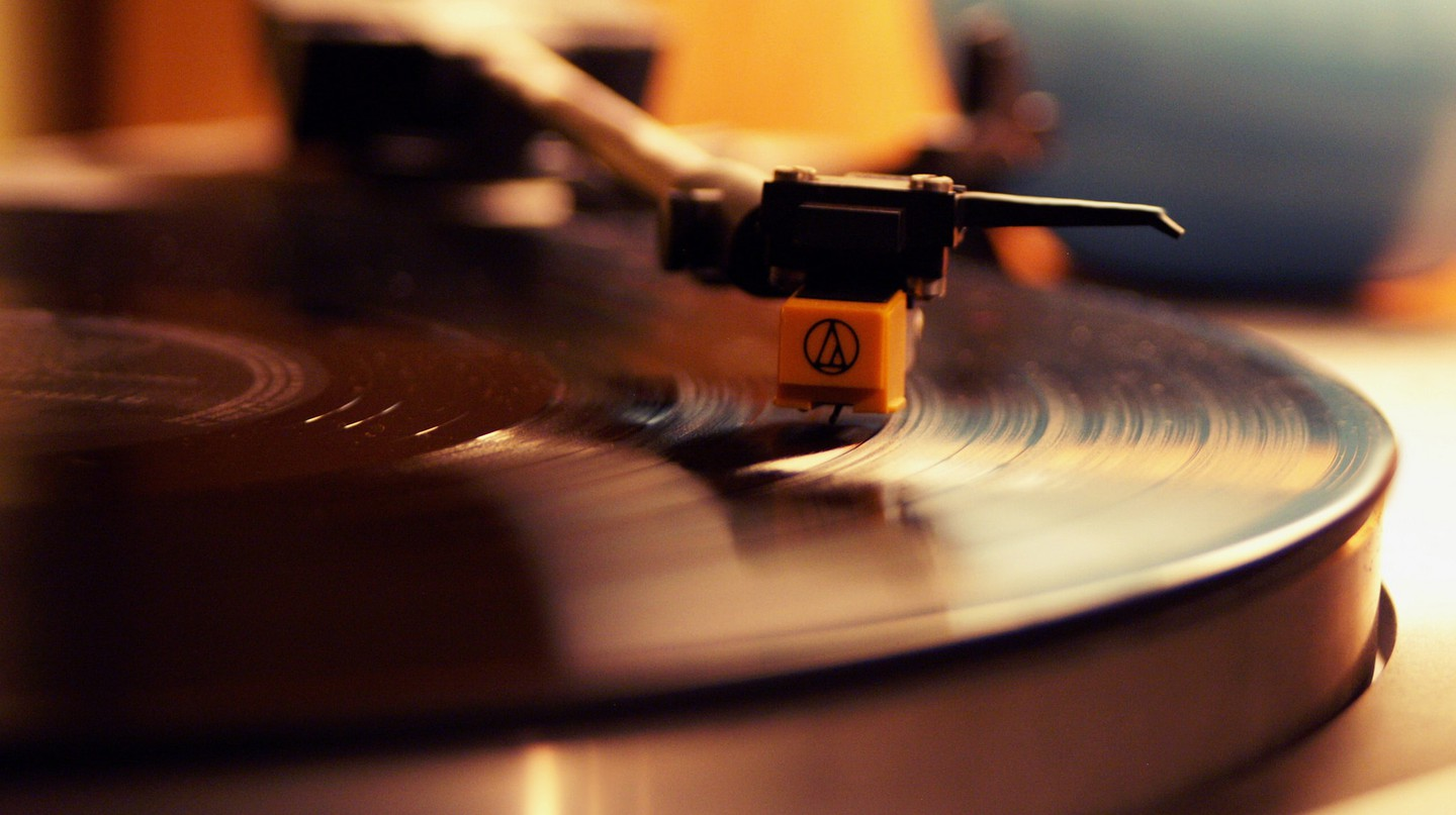 Record Player | © Lena/Flickr