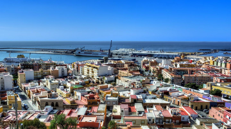 The rooftops of Almería | © Steve Slater/Flickr