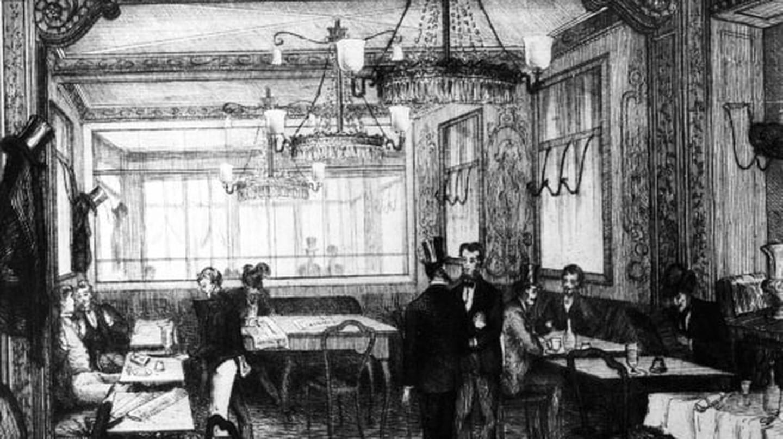 Cafe | © Lehtikuva / WikiCommons