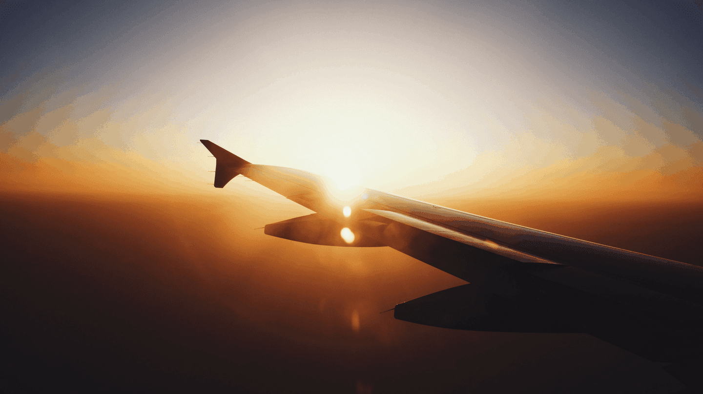 Intercontinental travel hassles will be a thing of the past | © JackyLo / Unsplash