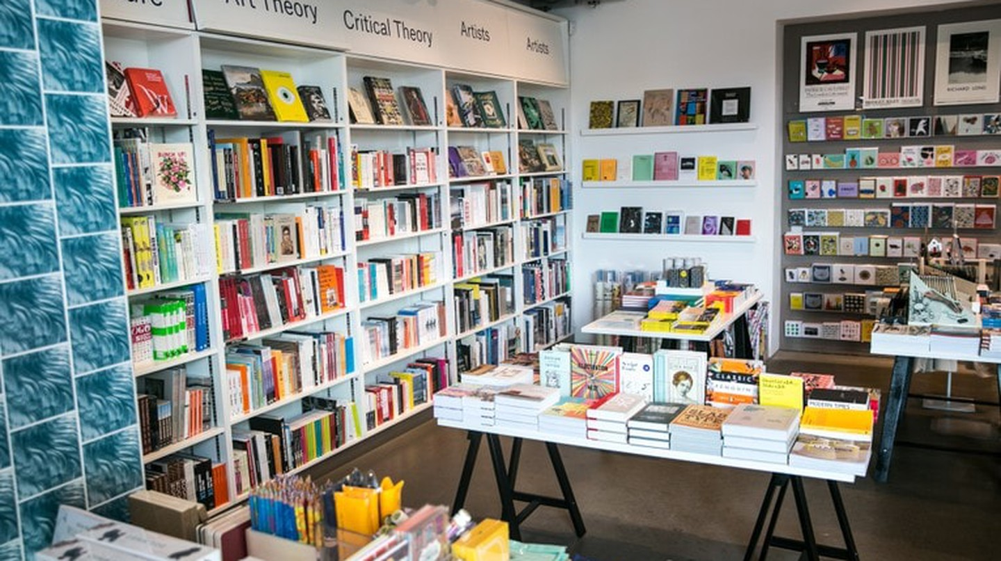 Arnolfini bookstore | Courtesy of the Arnolfini