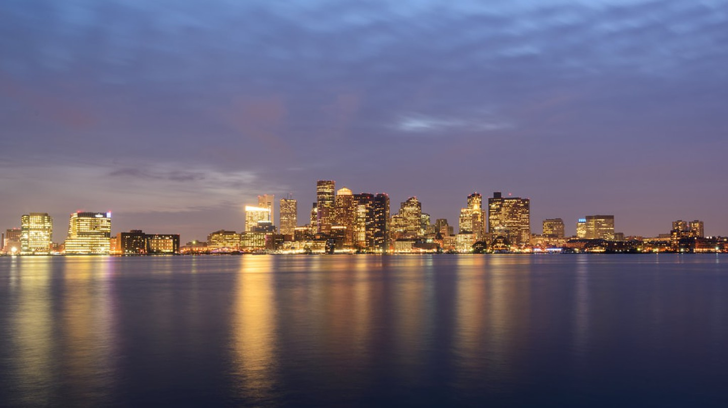 Boston Skyline from the Harbor | © Eric Kilby / Flickr